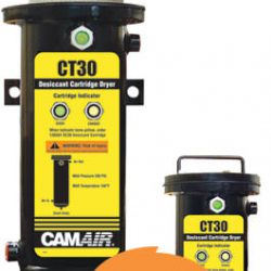 CT30andCT30P DESICCANT CARTRIDGE DRYERS